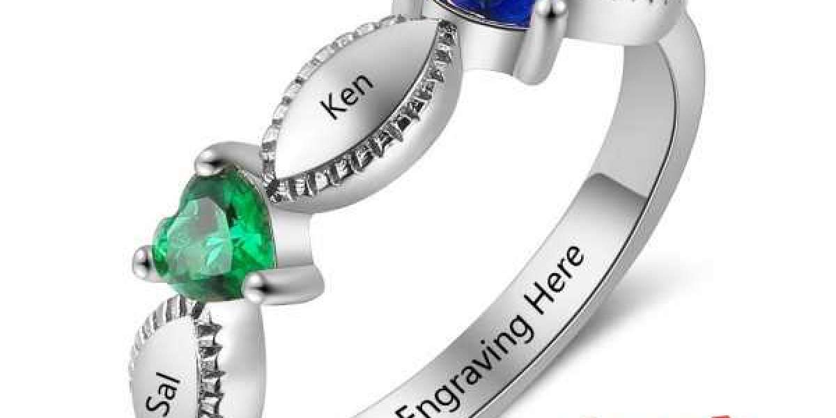 Purchasing Birthstone Rings
