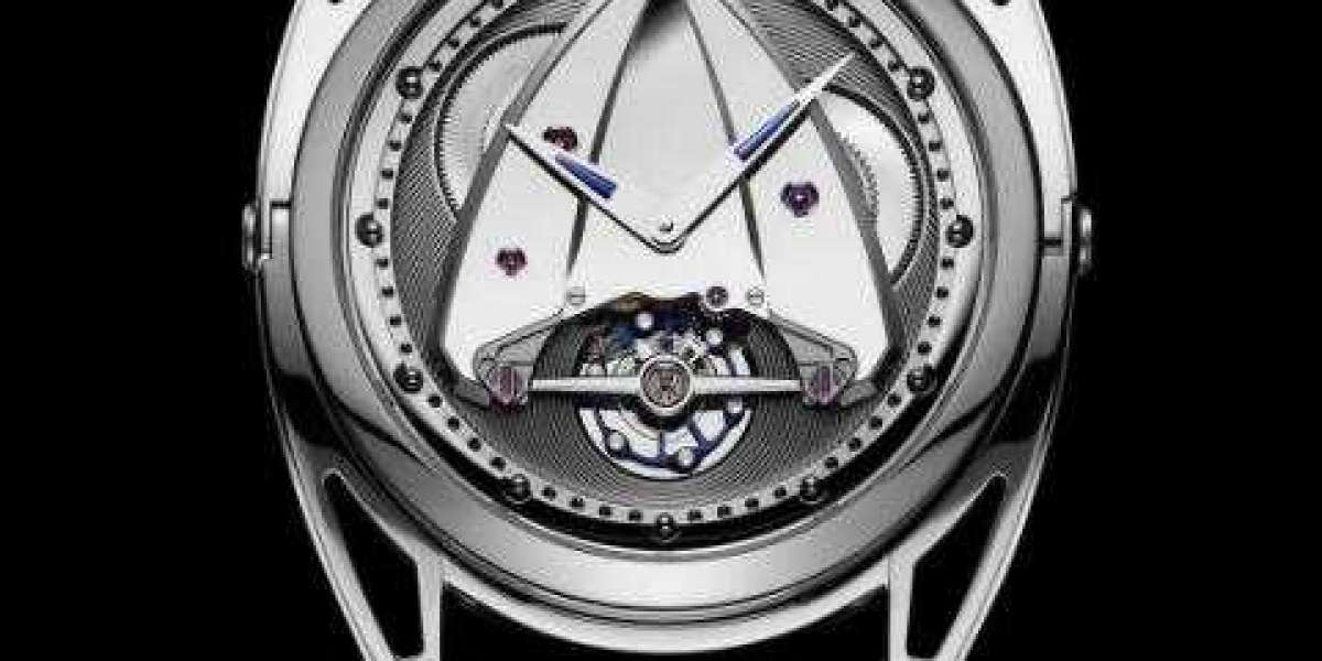 Audemars Piguet Millenary Deadbeat Seconds 26091OR.OO.D803CR.01 Replica Watch