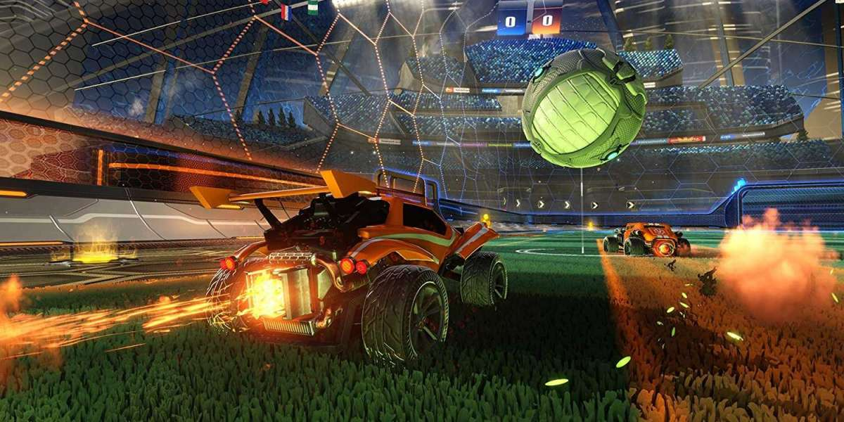 Most Rocket League admirers would understandably be abashed