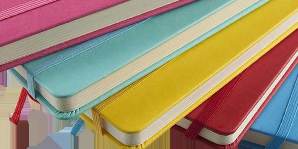 PU Hardcover Notebook Supplier : Paper Notebook Cover Design Ideas