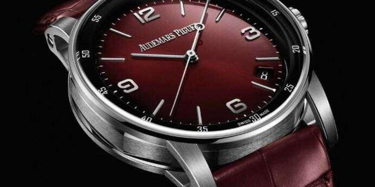 Audemars Piguet Royal Oak Leo Messi Platinum watch REF: 26325PL.OO.D310CR.01