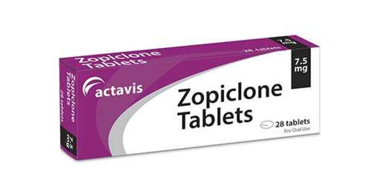 Reduce Instances of Frequent Midnight Awakenings With Zopiclone 7.5 MG Pill